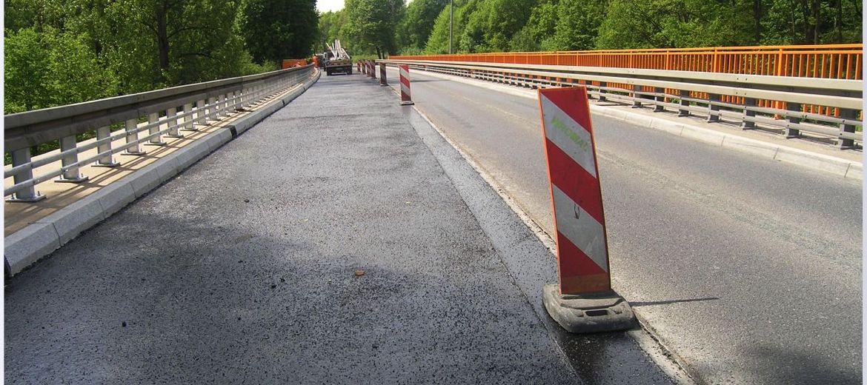 Koniec remontu mostu w