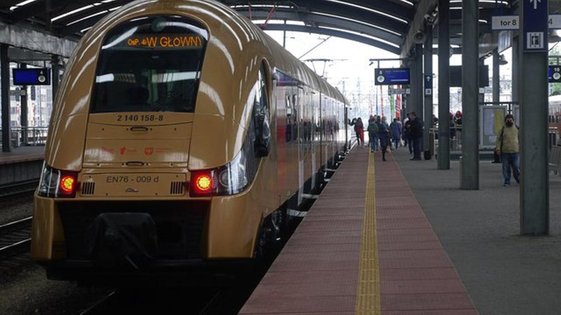Krok do nowych możliwości kolei w Aglomeracji Katowickiej