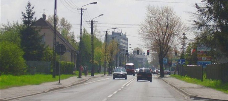 Przetarg na przebudowę ulicy
