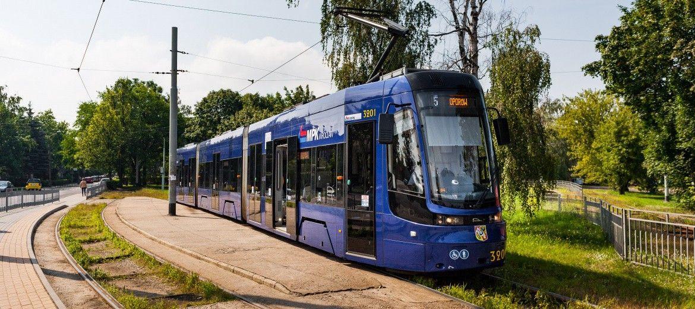 Wrocław: Tramwaj na Maślice