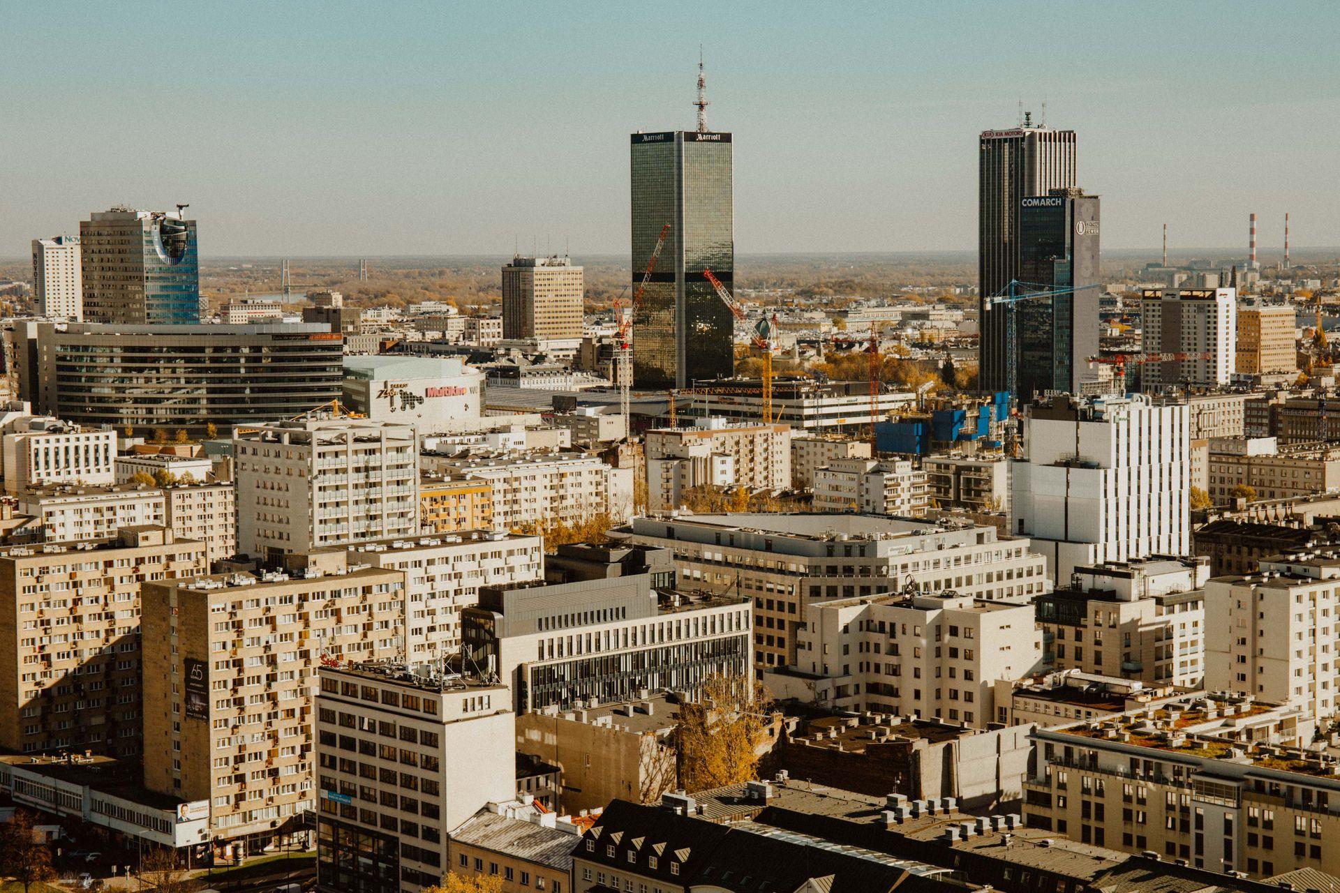 [Warszawa] Popyt na warszawskie biura wyższy od podaży