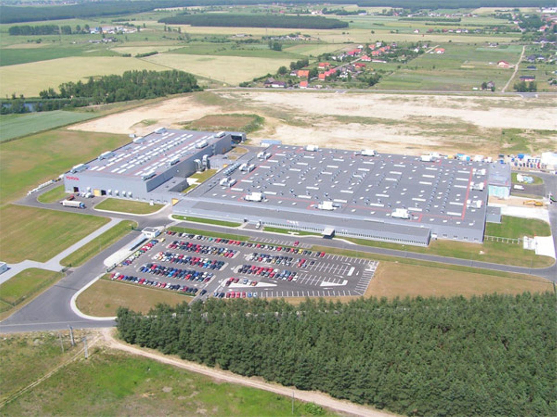 Jelcz-Laskowice: Fabryka Toyoty zwiększa zatrudnienie o 650 nowych pracowników