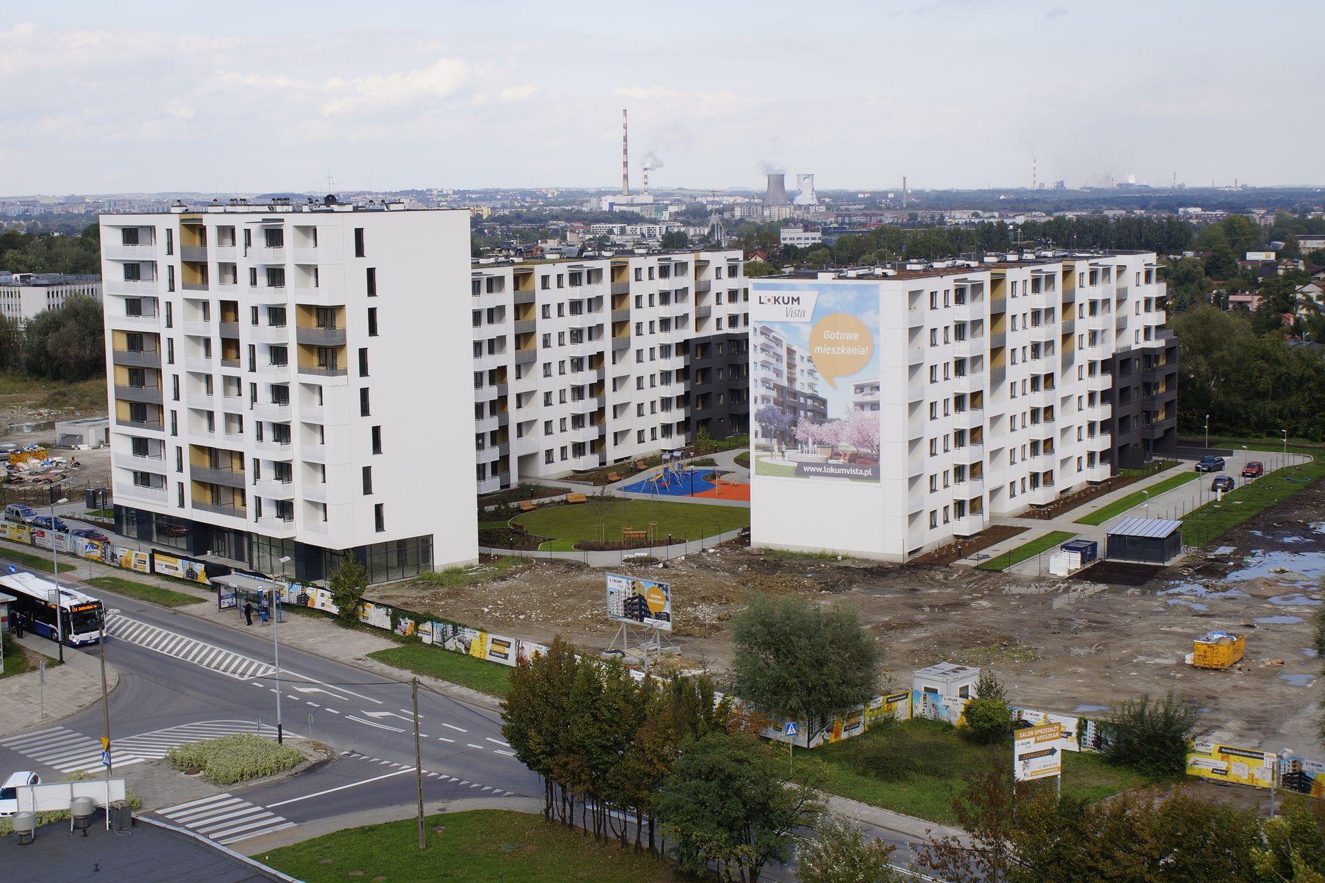 [Kraków] II etap osiedla Lokum Vista w Krakowie w sprzedaży