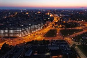 Jest pierwszy najemca kompleksu biurowego City Forum