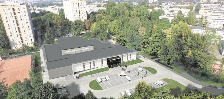 Kraków: Ruszyła budowa basenu