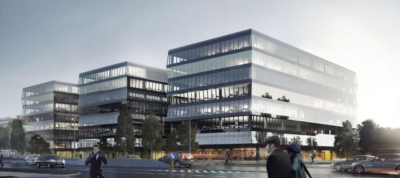 Nowy kompleks biurowy wyrośnie