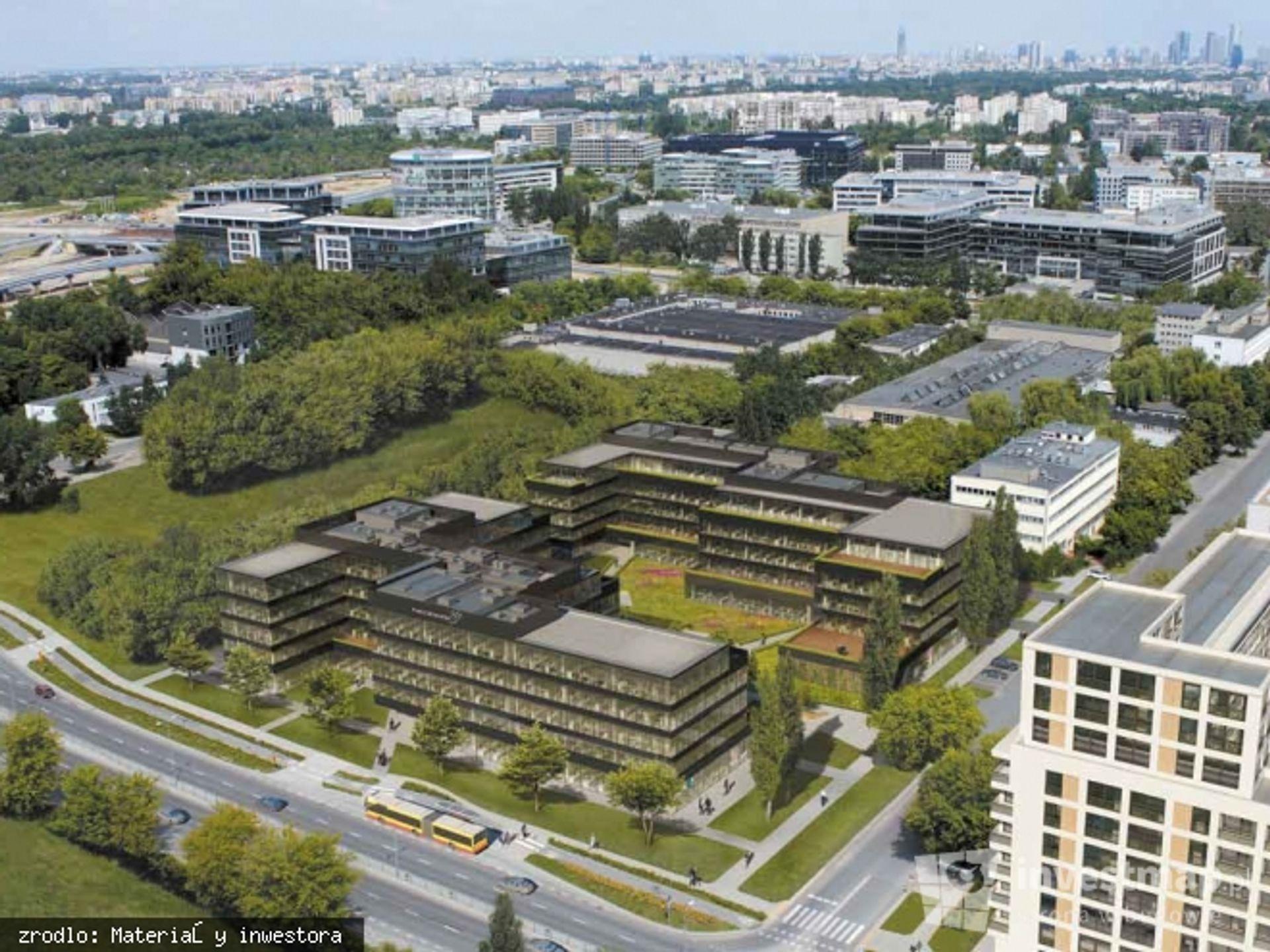 [Warszawa] JLL wynajmuje Neopark w Warszawie