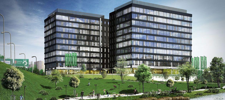 Arkada Business Park. W