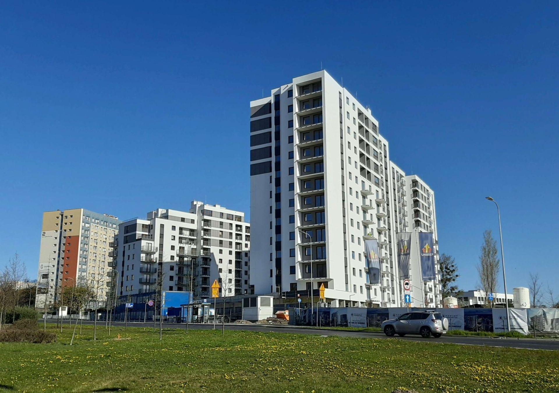 [Poznań] Gotowe mieszkania na Nowych Kosmonautów w Poznaniu w specjalnej sprzedaży internetowej