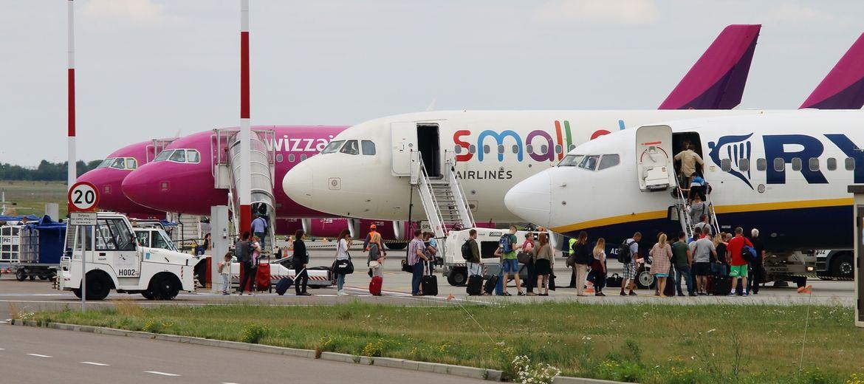 1,5 miliona pasażerów odprawionych