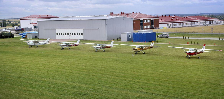 Lotnisko szkoleniowe PWSZ w