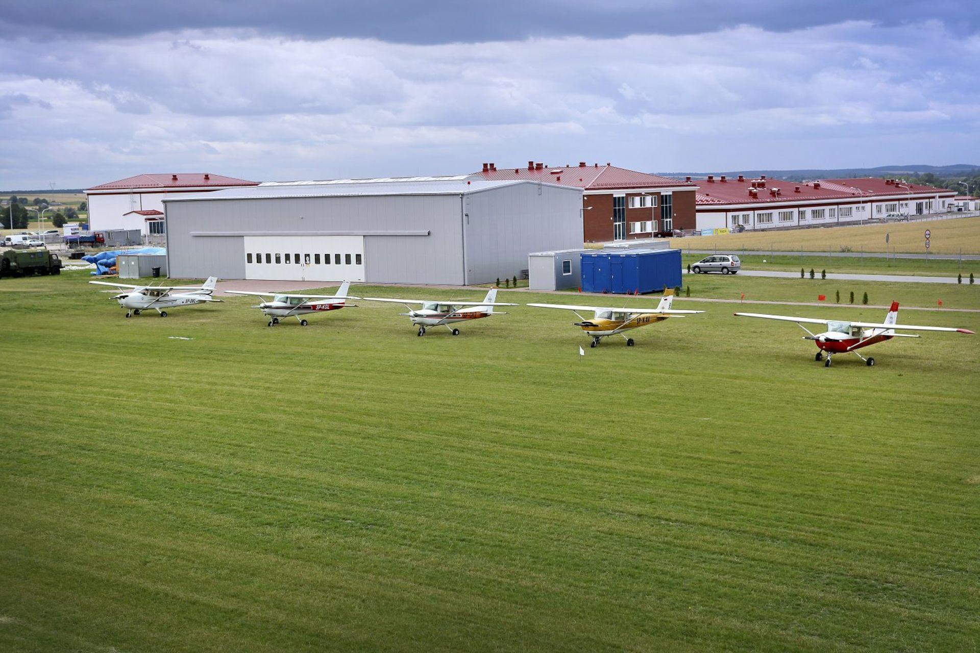 [lubelskie] Lotnisko szkoleniowe PWSZ w Chełmie wybuduje betonowy pas startowy