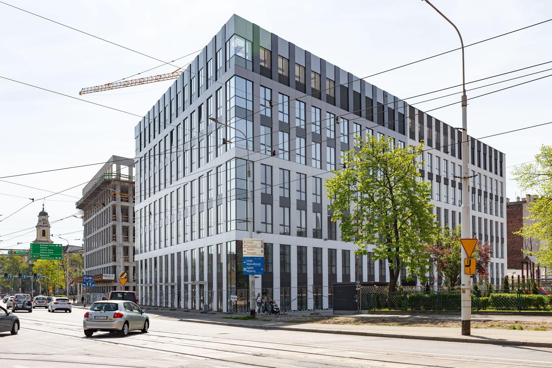 City Forum – idealne miejsce do rozwoju firmy w centrum Wrocławia