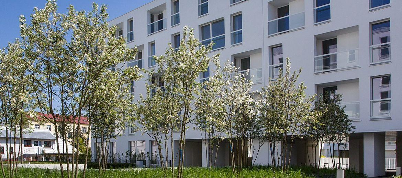 Apartamentowiec Bobrowiecka 10 gotowy