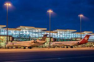 Port Lotniczy Wrocław ze znakomitymi wynikami za listopad