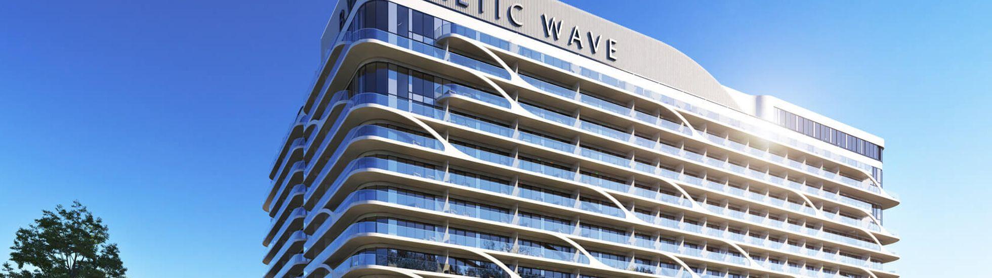 [zachodniopomorskie] Budowa condohotelu Baltic Wave w Kołobrzegu ruszyła