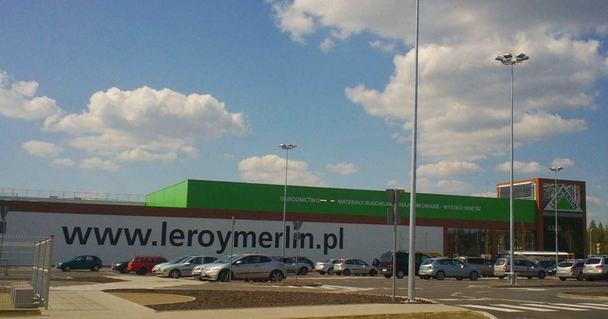 Leroy Merlin Otwiera Gigamarket Pod Wroclawiem Zobacz Jak Wyglada W Srodku Zdjecia Wideo