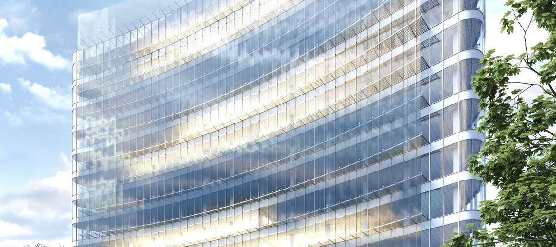 Carbon Tower. 14-piętrowy biurowiec