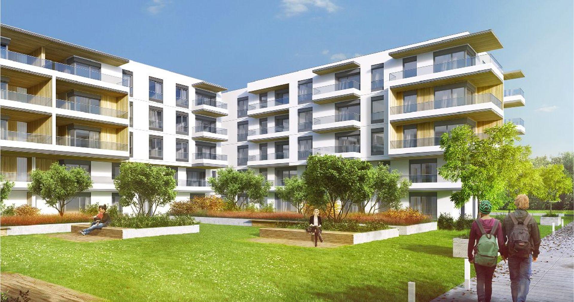[Poznań] Sprzedaż mieszkań na osiedlu Vilda Park w Poznaniu rośnie