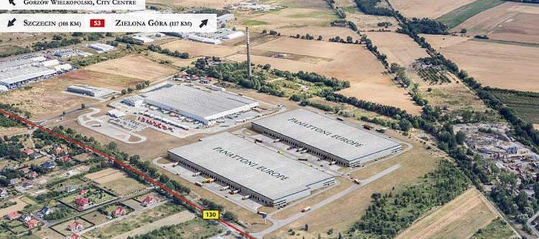 Panattoni wybuduje park logistyczny