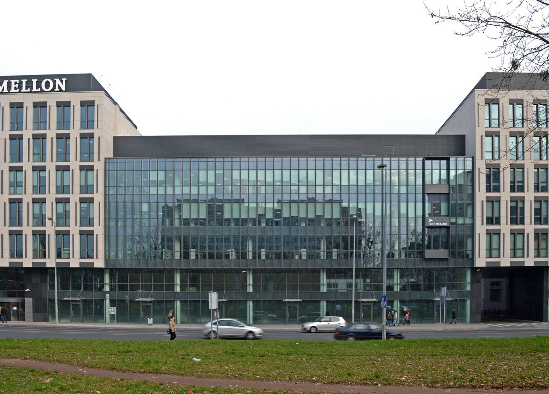 Wrocław: Aquarius Business House w pełni wynajęty