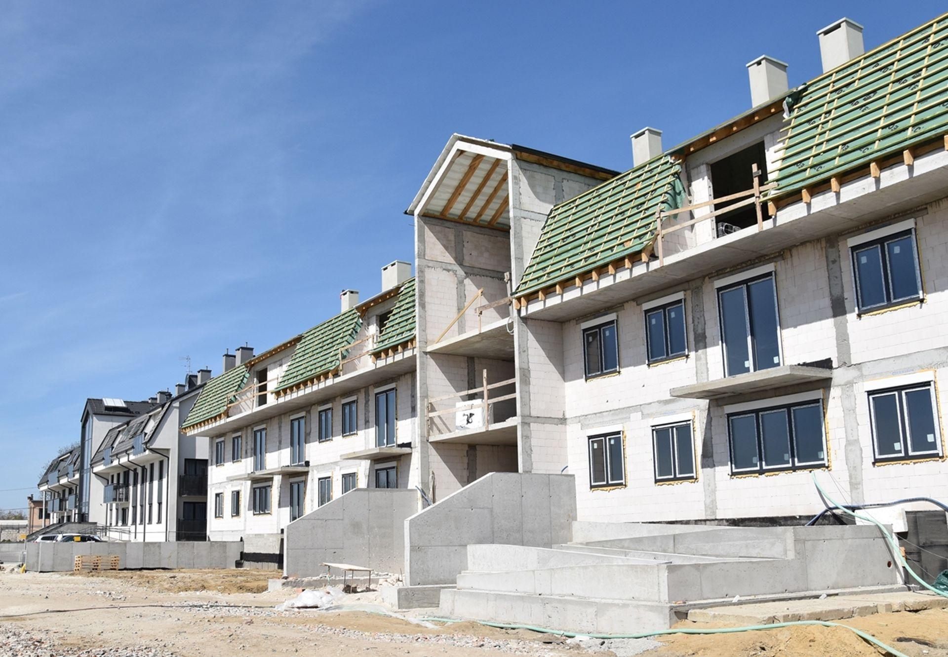 [wielkopolskie] Zalasewo Park koło Poznania w rozbudowie