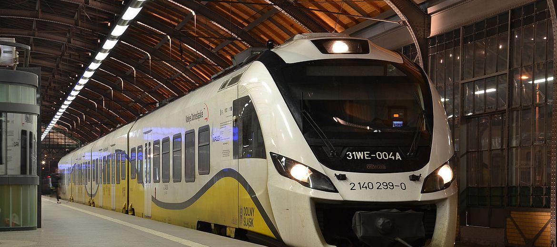 Wrocławska Kolej Aglomeracyjna dostanie