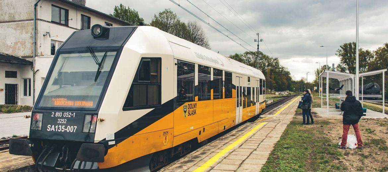 Remont linii Wrocław –