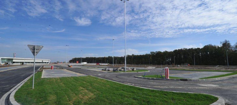 Zakończono budowę Portu Lotniczego
