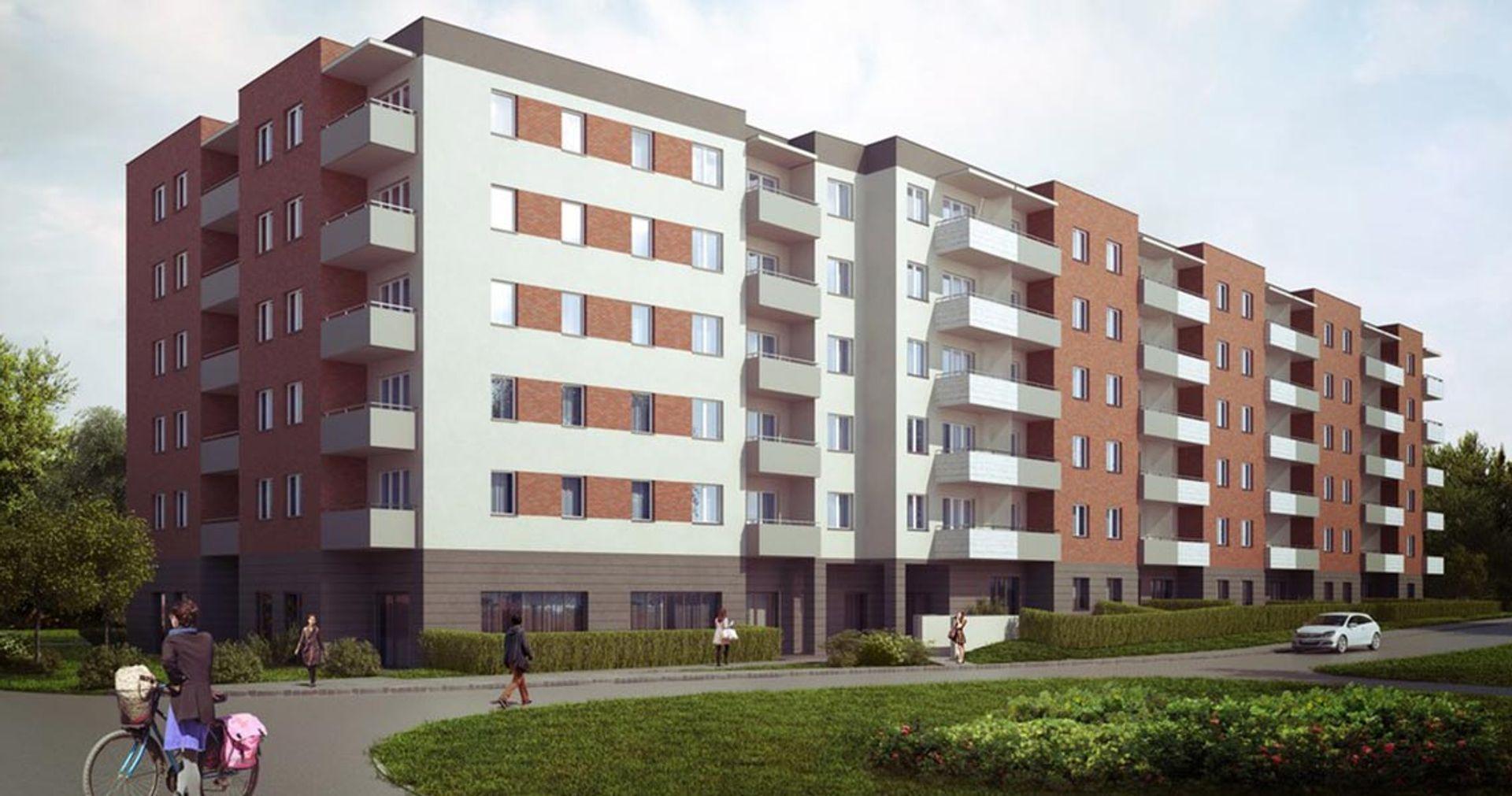 """[Wrocław] Murapol wybuduje Apartamenty """"Słubicka"""""""