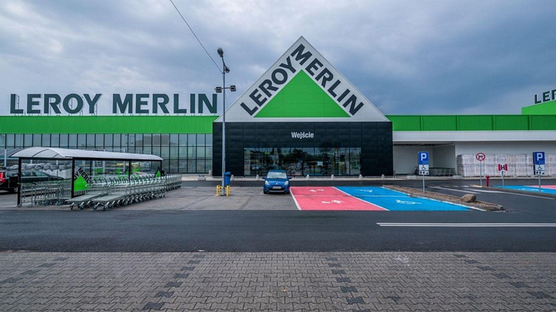 W Piatek Otwarcie Nowego Sklepu Leroy Merlin Foto Wroclaw Investmap Pl