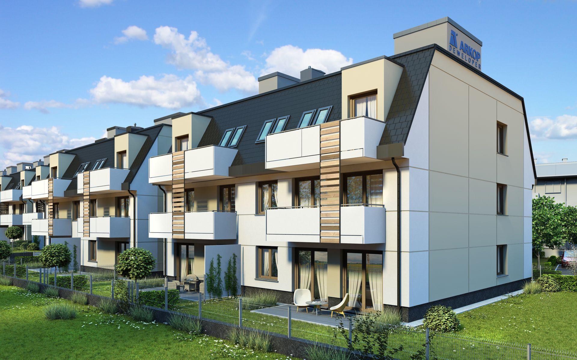 Wrocław: Orion II – Arkop Deweloper ponownie inwestuje na Muchoborze Wielkim