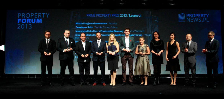 Nagrody Prime Property Prize