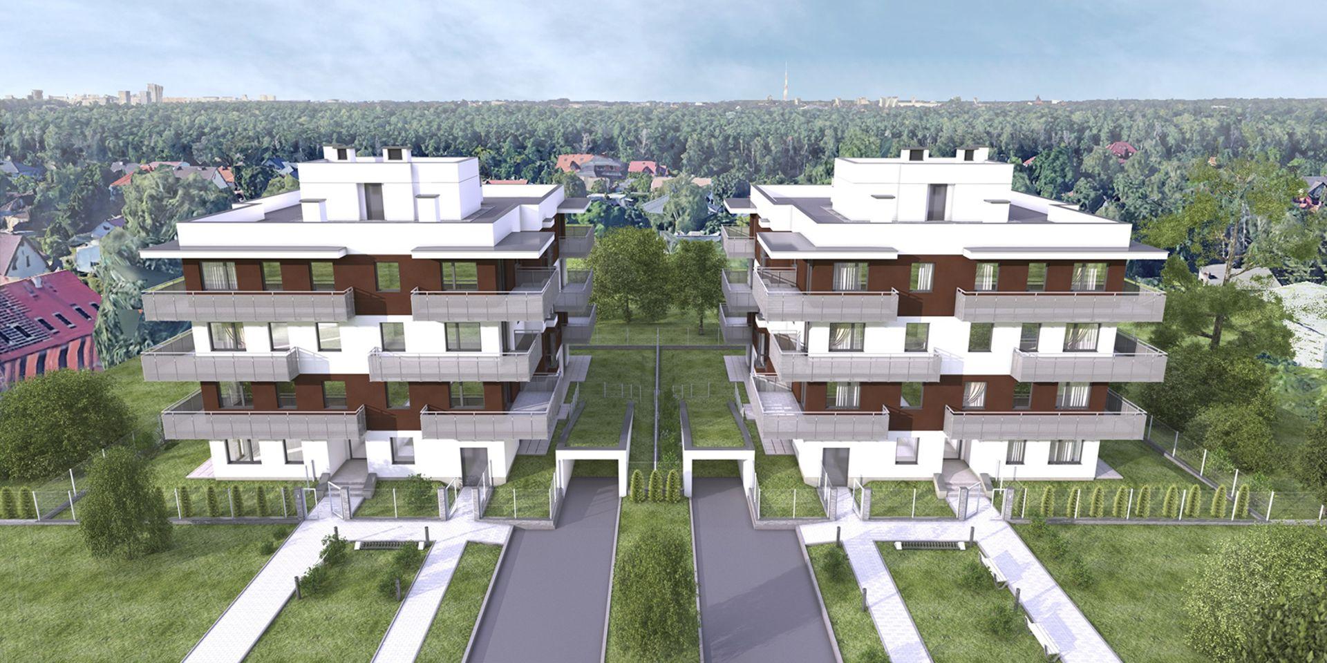 Warszawa: Apartamenty Zwoleńska – BJM Development inwestuje w nowe osiedle w Wawrze