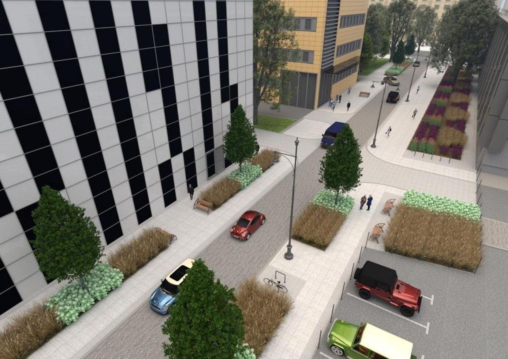Łódź: W centrum miasta pojawią się nowe ulice
