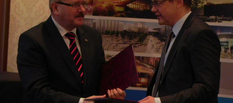 Podpisano umowę na budowę