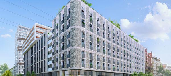 Angel City Wrocław – rusza realizacja projektu architektów z Londynu [WIZUALIZACJA]