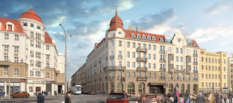 W centrum Wrocławia trwa