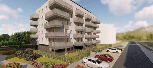 Kraków: Apartamenty Piltza – Makadam rusza po latach z inwestycją na Dębnikach [WIZUALIZACJE]