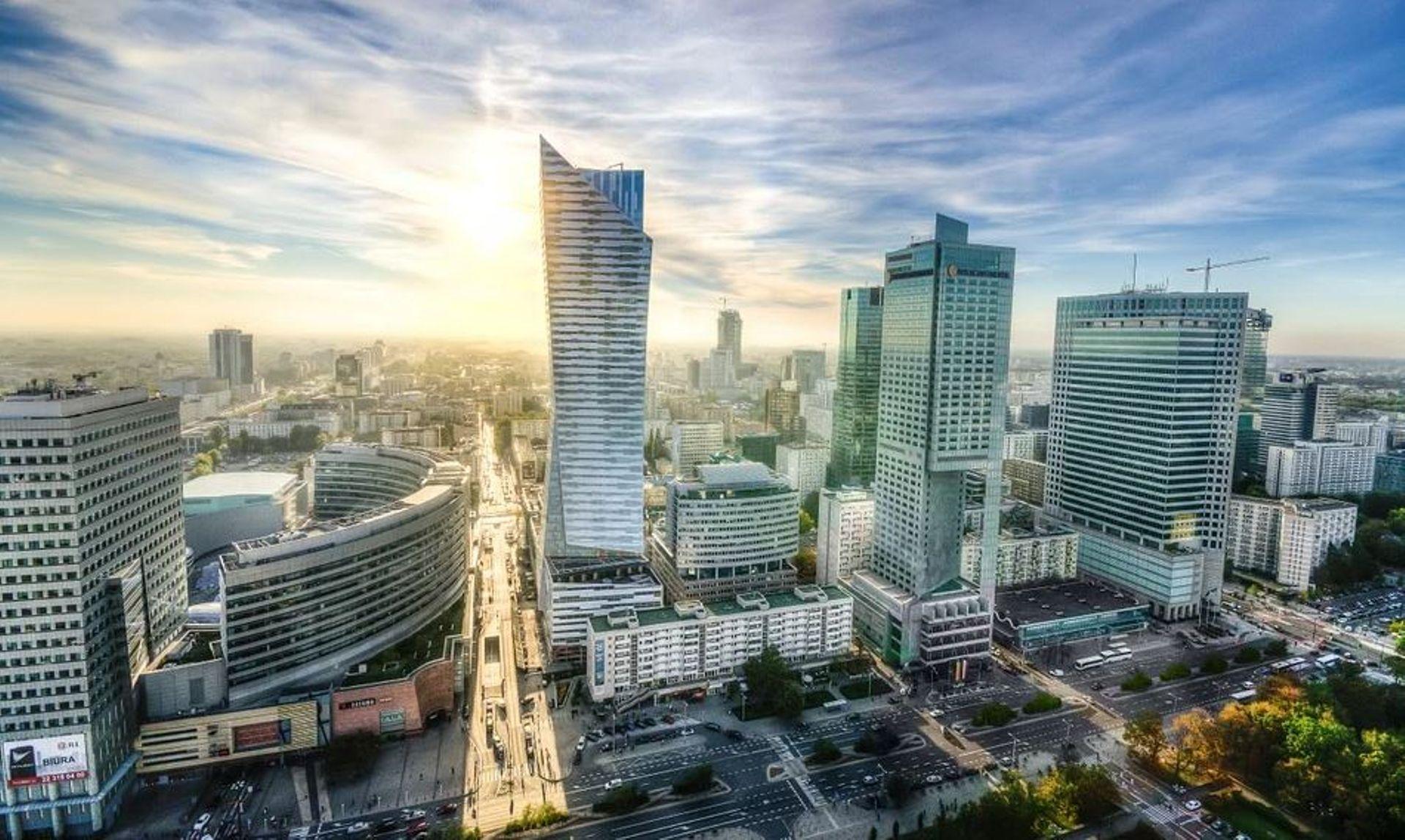 Warszawski rynek powierzchni biurowych korzysta na rozwoju branży IT