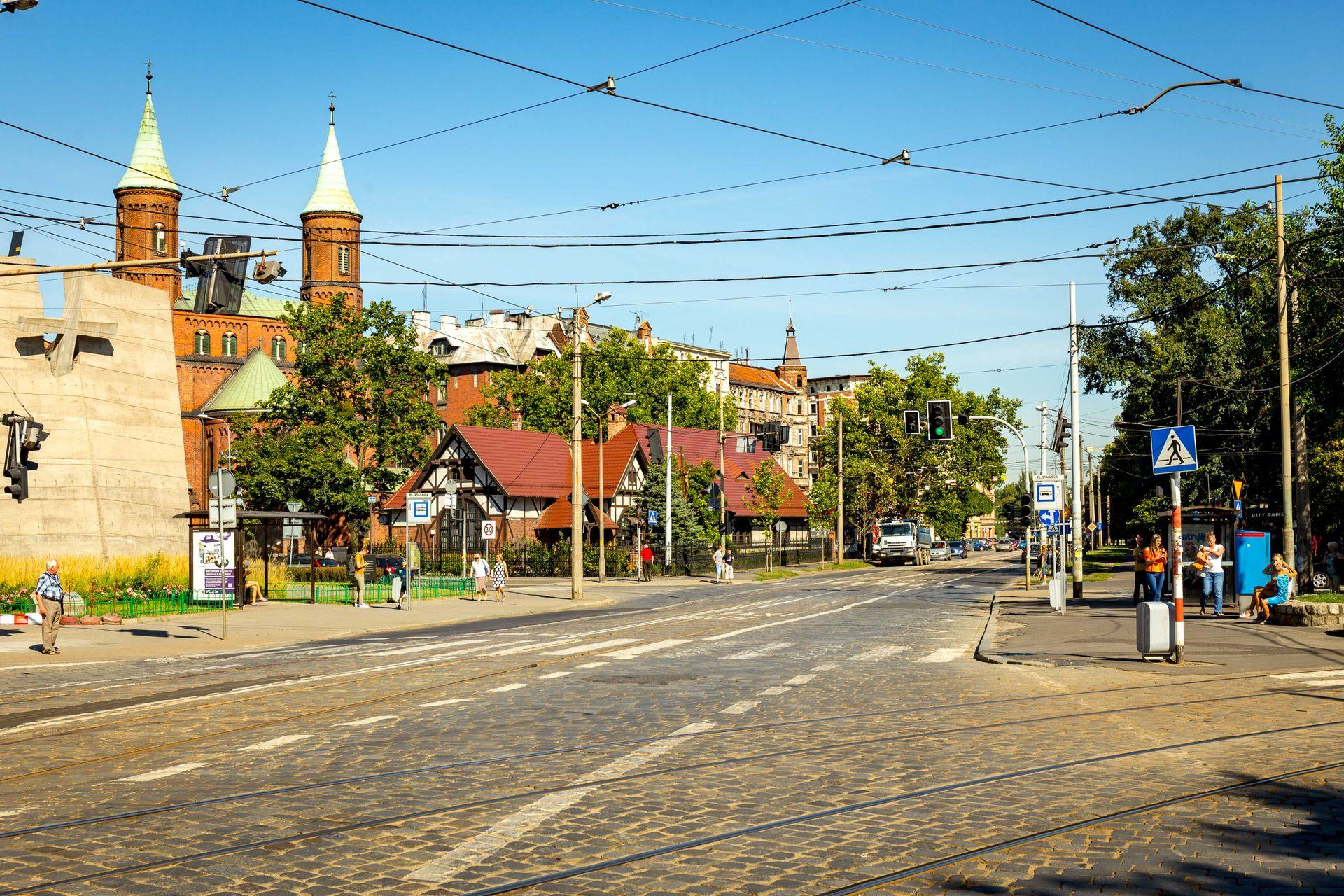 Wrocław: Miasto ogłasza przetarg na remont pierwszego fragmentu ulicy Pomorskiej