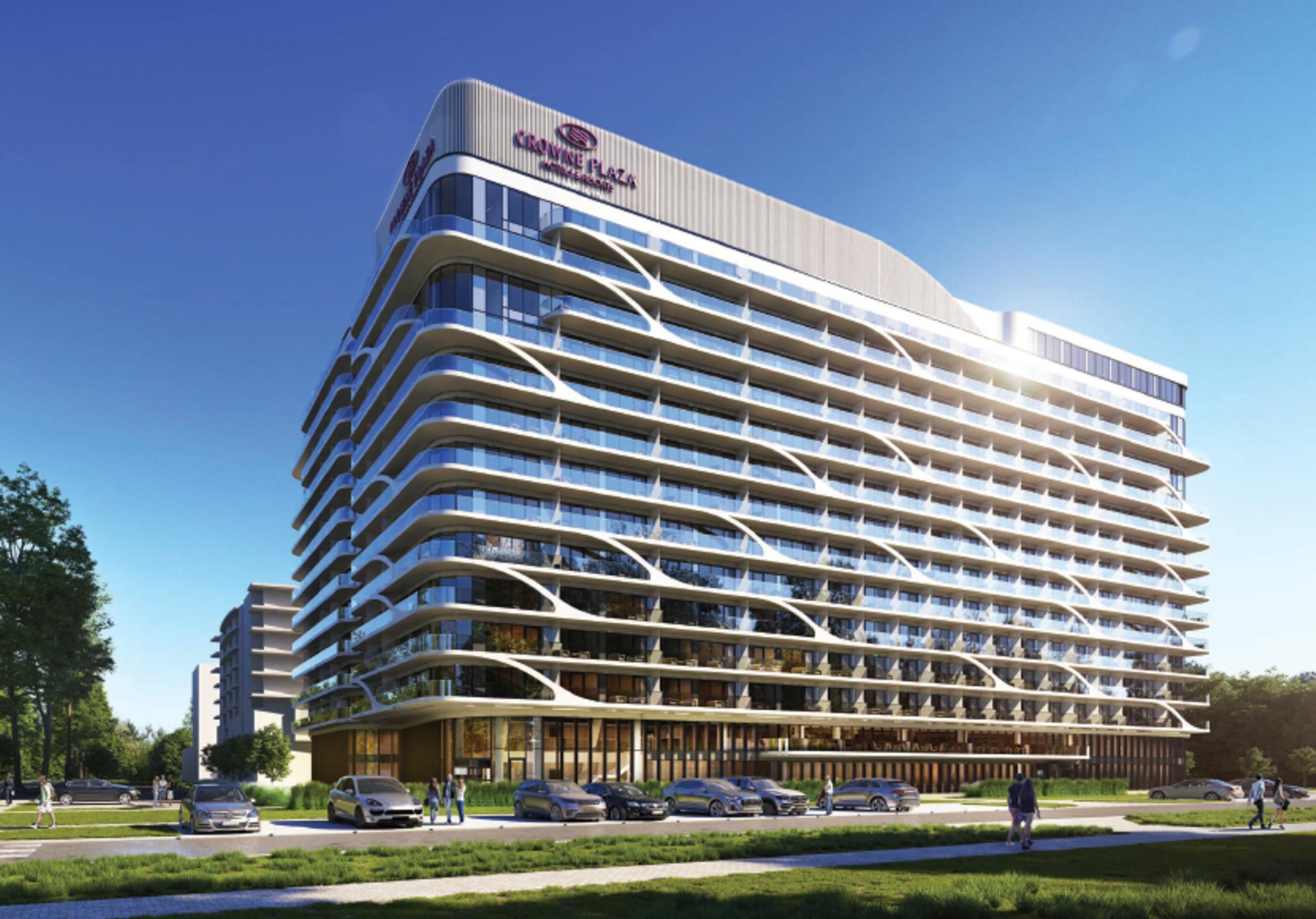 [zachodniopomorskie] Hotel Baltic Wave w Kołobrzegu ma operatora