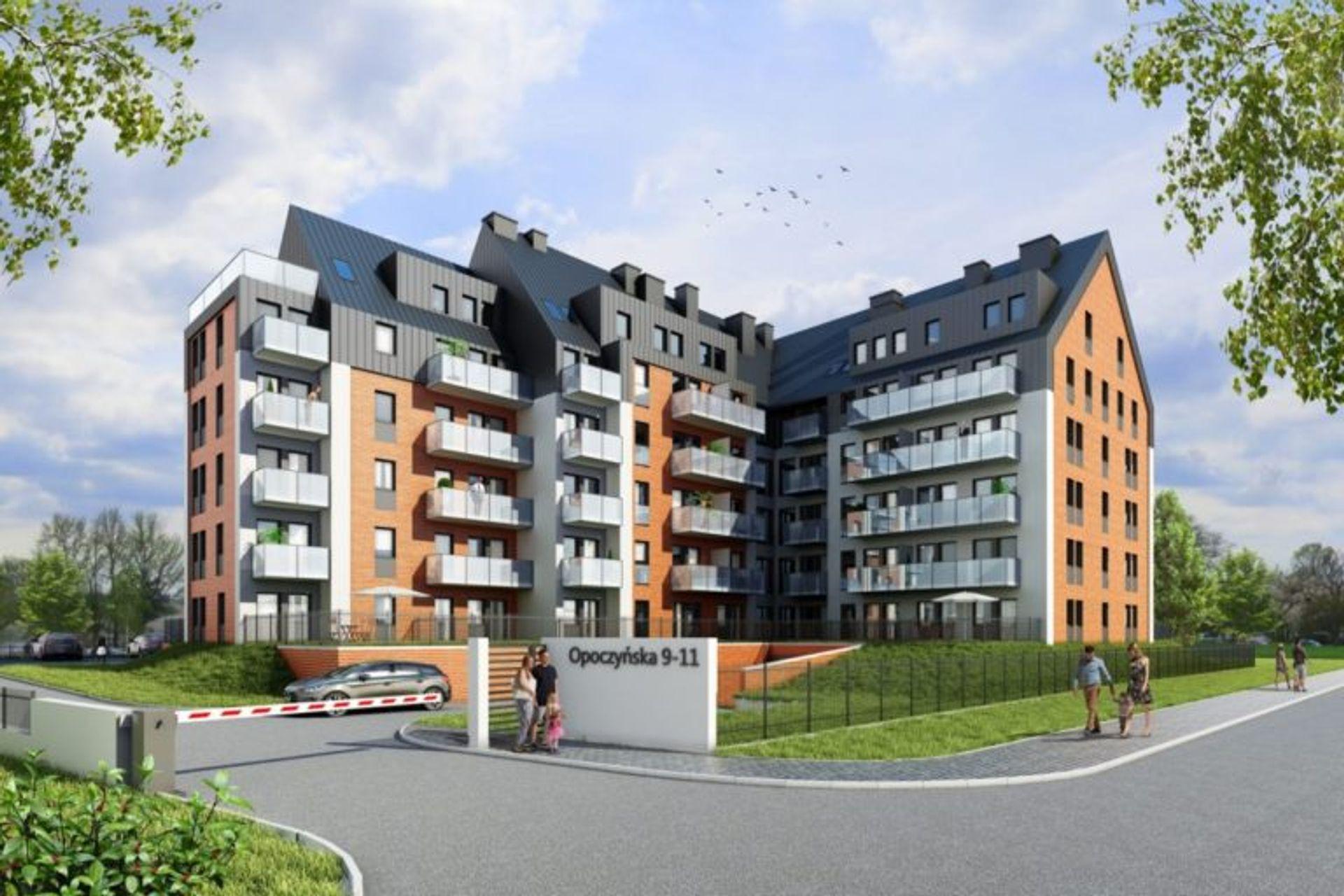 [Wrocław] Jedna ulica, kilka nowych osiedli. Deweloperzy inwestują na Złotnikach [WIZUALIZACJE]