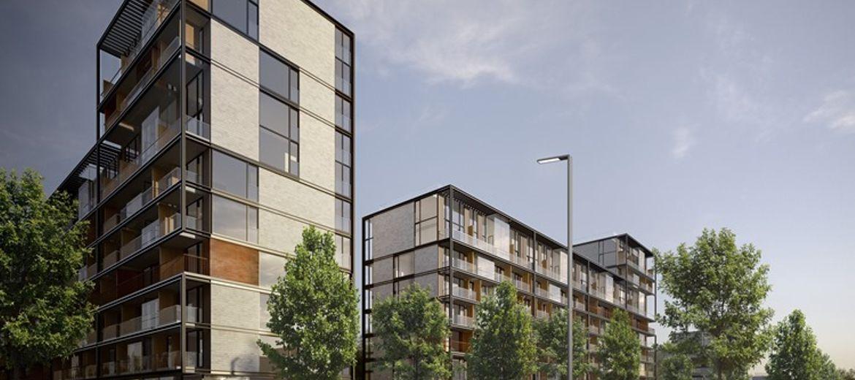 Henpol buduje luksusowy apartamentowiec