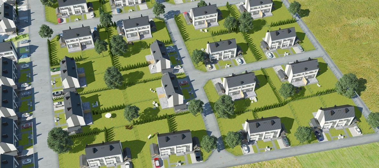 IV etap osiedla domów