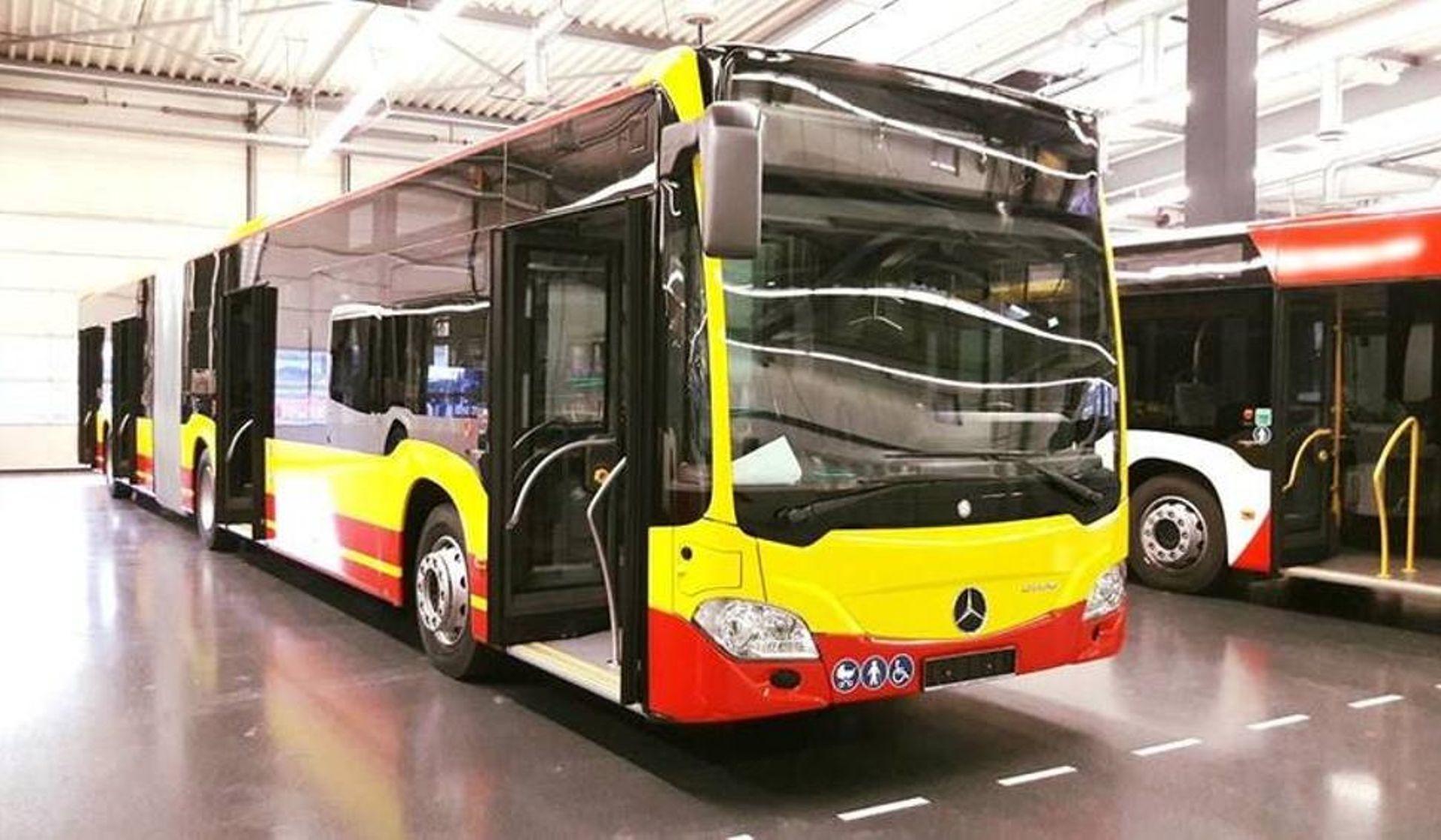 To jednak Mercedes a nie MAN dostarczy 50 nowych autobusów dla MPK Wrocław