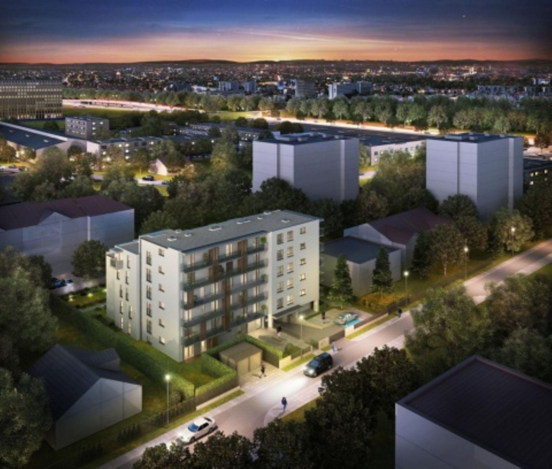 Kraków: Turystyczna 15 – PB Start buduje kilkadziesiąt mieszkań na Prądniku Białym