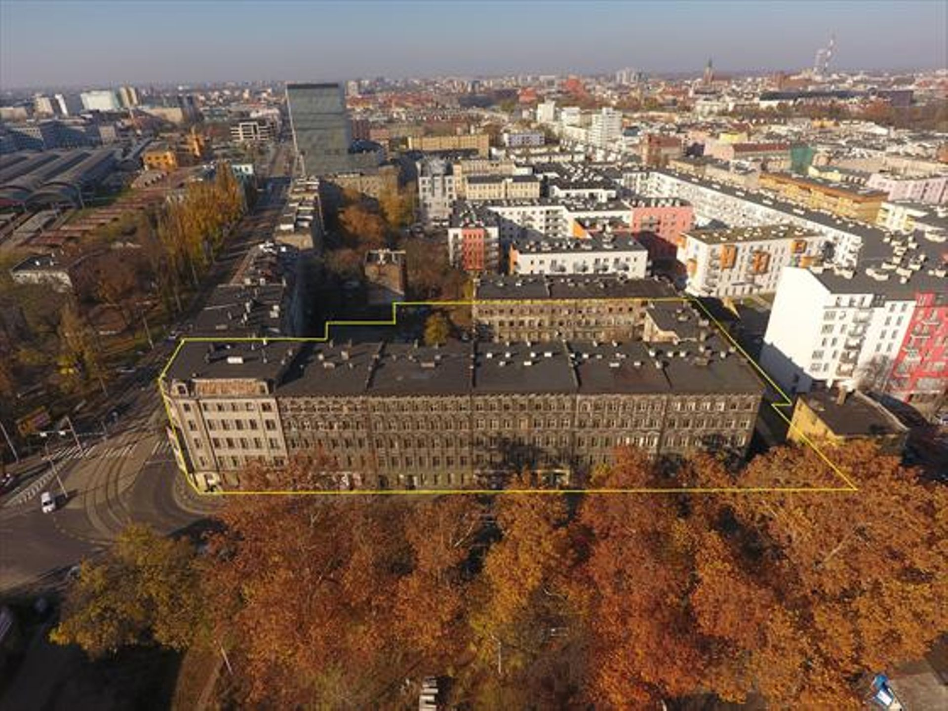 Wrocław: Miasto szykuje do sprzedaży kompleks kamienic przy Pułaskiego