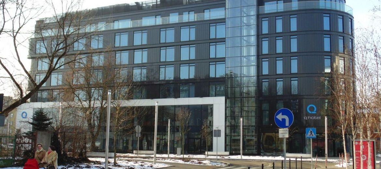 Warszawa: Sieć hotelarska Q