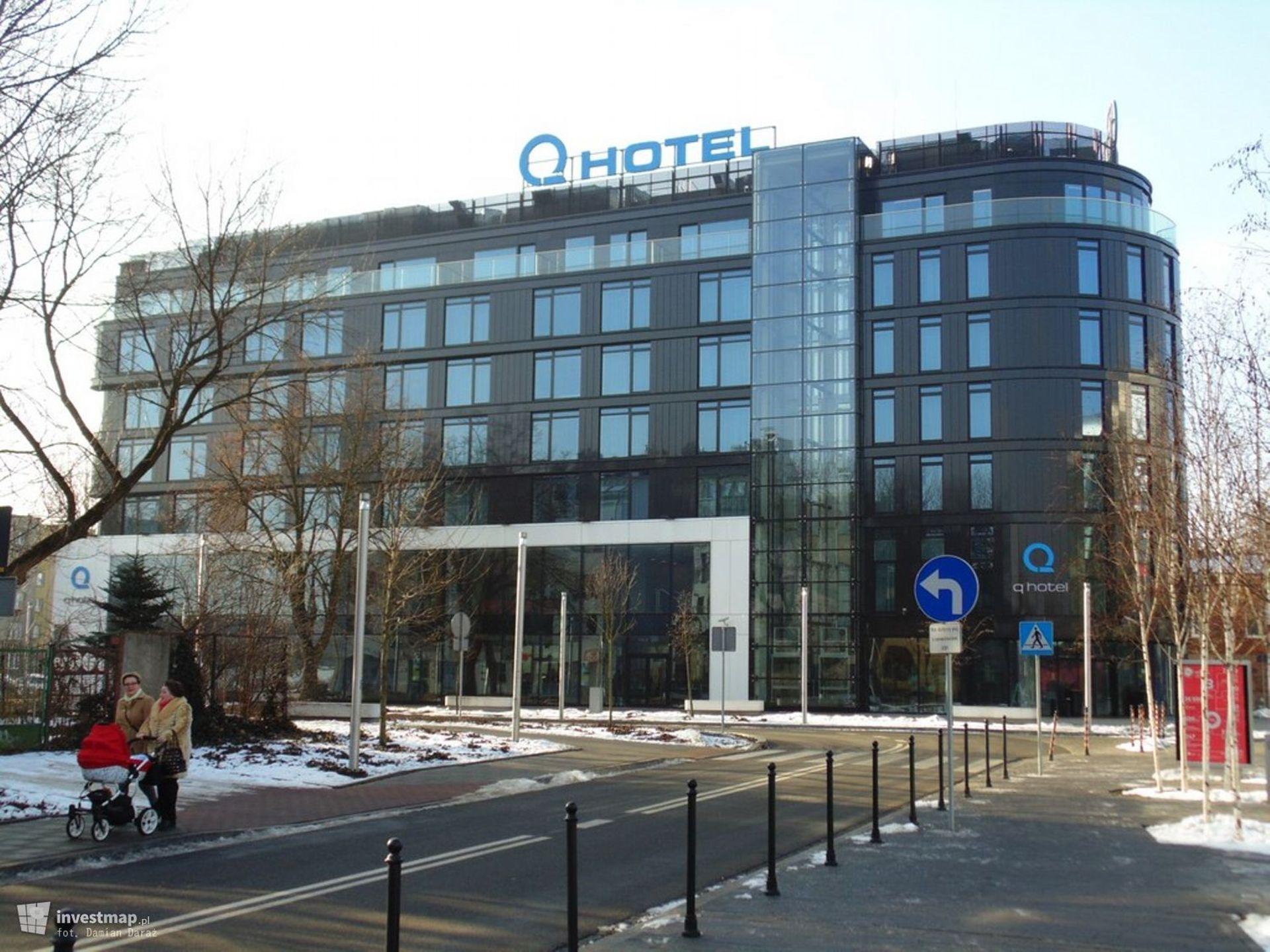 Warszawa: Sieć hotelarska Q Hotel kupiła grunt na Ochocie